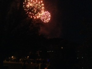 bathurst fireworks