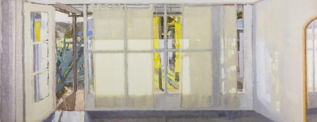 Rachel Ellis paintings for Bathurst Regional Art Gallery